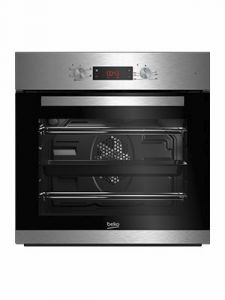 Beko CIF81X Single Fan Oven In Stainless Steel