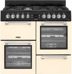 Leisure CK100G232C 100cm Cream Gas range Cooker