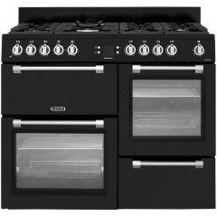 Leisure Cookmaster CK100F232K Black 110cm range Cooker