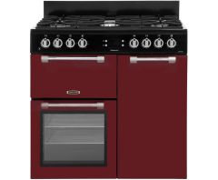 Leisure CK90F232R Red 90cm Cookmaster
