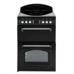 Leisure CLA60CEK Black Electric 60cm Cooker