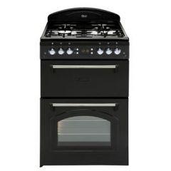 Leisure CLA60GAK 60cm Black Gas Cooker