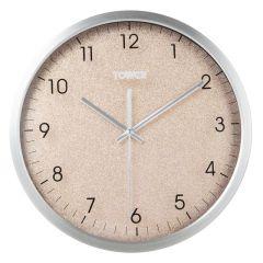 Tower Glitz T878503BLP Pink 30cm Wall Clock