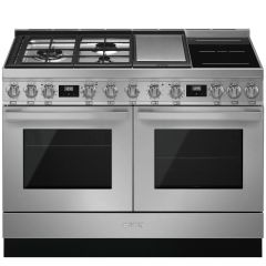 Smeg CPF120IGMPX Stainless Steel Range Cooker