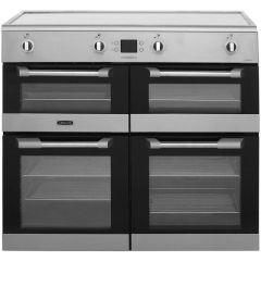 Leisure Cuisinemaster CS100D510X Electric Induction Range Cooker