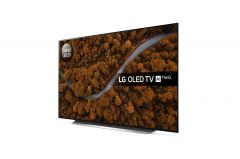 "LG OLED55CX5LB 55"" OLED Smart TV In Silver"
