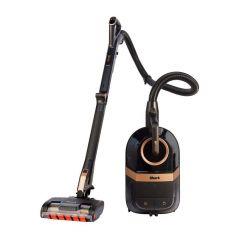 Shark CZ500UKT Bagless Cylinder Vacuum Cleaner In Black