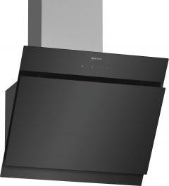 Neff D65IHM1S0B 60cm Black Angled Cooker Hood