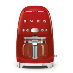 Smeg DCF02RDUK Red Drip Filter Coffee Machine