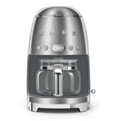 Smeg DCF02SSUK Drip Filter Coffee Machine In Stainless Steel