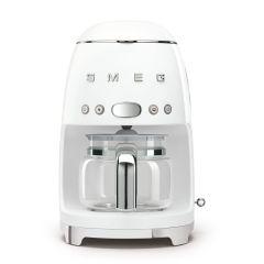 Smeg DCF02WHUK White Drip Filter Coffee Machine