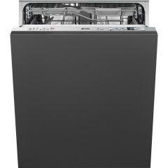 Smeg DI613PNH Full-Sized Integrated Dishwasher