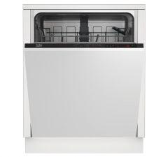 Beko DIN15C20 Integrated Full Size Dishwasher