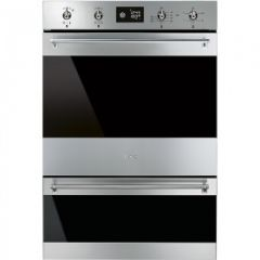 Smeg DOSP6390X Classic Double Electric Oven