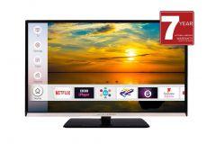 """Mitchell & Brown JB-32FH1811DSM Black 32"""" Smart TV"""