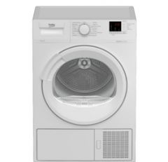 Beko DTLP81141W White Heat Pump Tumble Dryer
