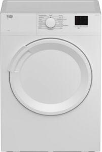 Beko DTLV70041W White Vented Tumble Dryer