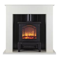 Warmlite Ealing Compact Stove Fireplace