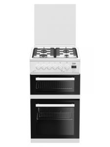 Beko EDG506W 50cm Gas Cooker