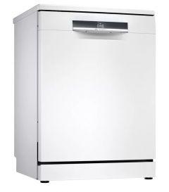 Bosch SMS6EDW02G White 60cm Freestanding Dishwasher