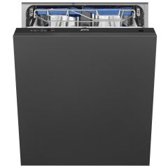 Smeg DI13EF2 Full Sized Integrated Dishwasher