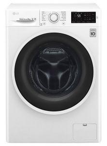LG F4J608WN White 8kg Direct Drive Washing Machine