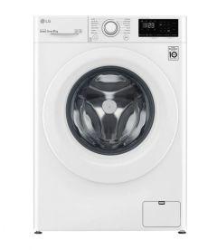 LG F4V308WNW White 8kg Washing Machine