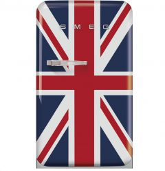 Smeg FAB10RDUJ2 Union Jack Design Retro Fridge
