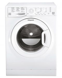 Hotpoint FDEU9640P Freestanding Washer Dryer