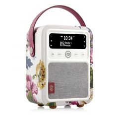 VQ Monty DAB Radio In Joules Cambridge Floral Finish