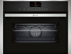 Neff N90 C17FS32H0B Built-in Compact Oven With FullSteam