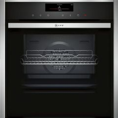 Neff N90 B48FT78H0B Built-in Oven With Steam Function
