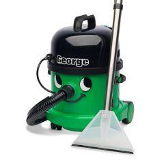 Numatic George GVE370 Green Wet & Dry Vacuum Cleaner