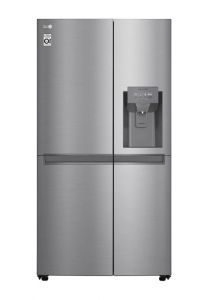 LG GSL480PZXV No Frost American Fridge Freezer