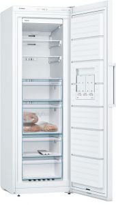 Bosch GSN33VW3PG Tall Frost Free Freezer In White