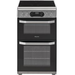 Hotpoint HD5V93CCSS Stainless Steel 50cm Electric Cooker