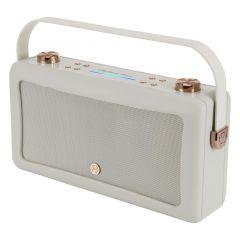 VQ Hepburn Voice Smart Speaker In Grey & Copper