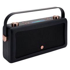 VQ Hepburn Hepburn Voice Black Smart Speaker