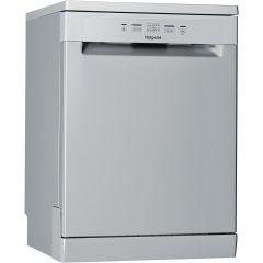 Hotpoint HFC2B19SV Silver Full-size Dishwasher