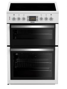 Blomberg HKN64W 60cm Electric Cooker In White
