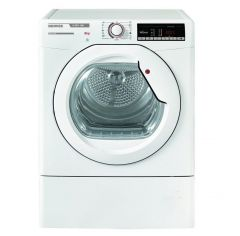 Hoover HLXV9TG White 9kg Vented Tumble Dryer