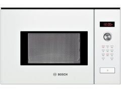Bosch HMT75M624B White Built In Microwave
