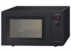 Bosch HMT84M461B Black 900W Solo Microwave