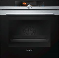 Siemens HR678GES6B Built-in Oven With Added Steam