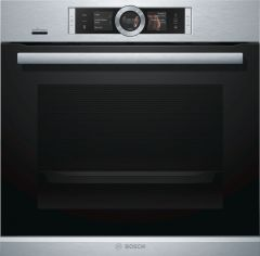Bosch HRG6769S6B Smart Oven In Brushed Steel