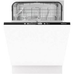 Hisense HV651D60UK Full Sized Integrated Dishwasher