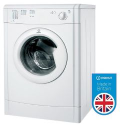 Indesit Ecotime IDV75 7kg Vented Tumble Dryer