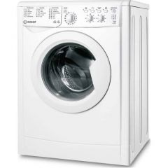 Indesit IWDC65125UKN White Washer Dryer