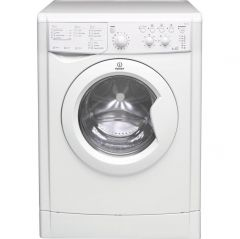 Indesit IWDC6125 White Washer Dryer