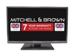 """Mitchell & Brown JB-431811FSM 43"""" Smart TV"""